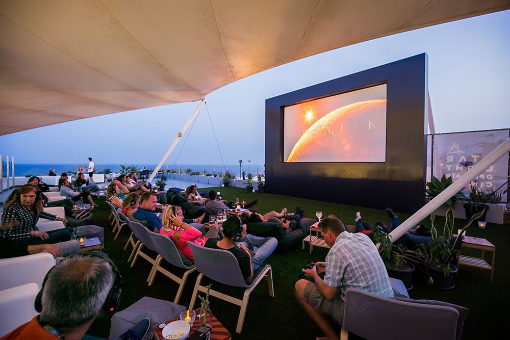 June movies and more in Lanzarote