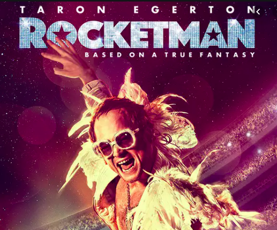 Rocketman Lanzarote openair Cinema